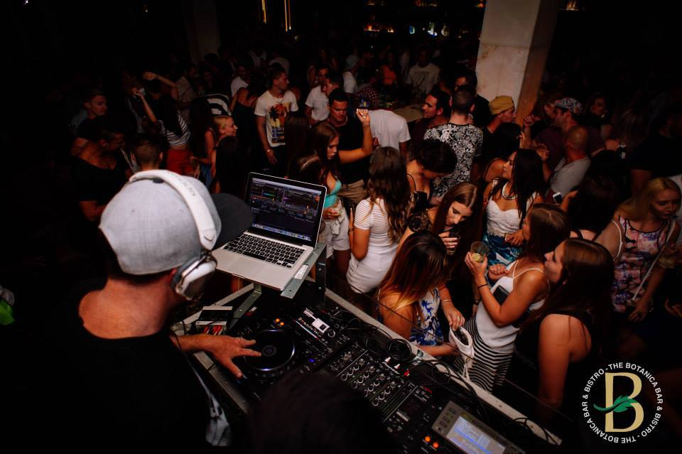 Image of Botanica DJs Perth